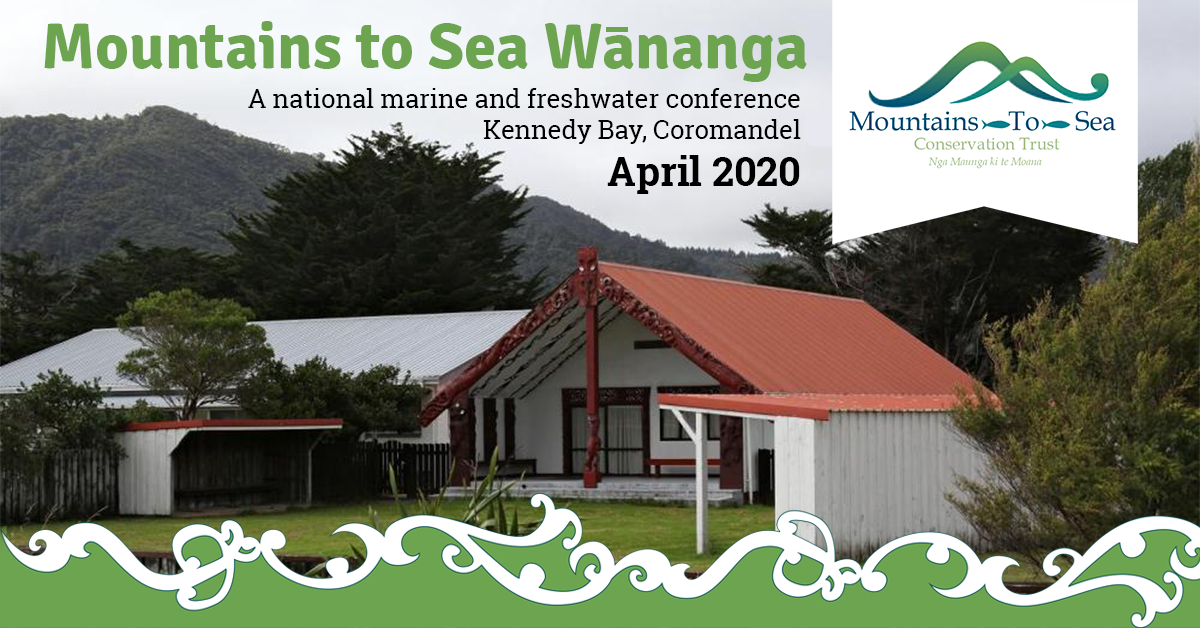 Wananga Banner for Facebook 2020 m2